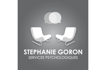 Stéphanie Goron, Psychologue