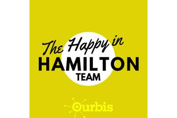The Happy in Hamilton Team