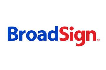 Broadsign Canada Inc à Montréal: BroadSign Logo