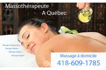 Massothérapie Québec