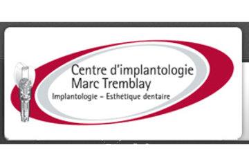 Centre D'Implantologie Marc Tremblay Inc à Montréal: Logo Marc Tremblay - Centre d'Implantologie