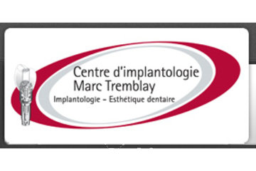Centre D'Implantologie Marc Tremblay Inc in Montréal: Logo Marc Tremblay - Centre d'Implantologie