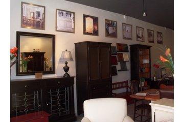 Meubles Basilières in Saint-Lambert: Intérieur de la nouvelle Boutique