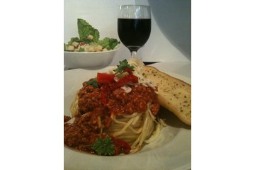 Restaurant PastaPaPa à Joliette: 15$ pasta salade vin et pain a l'ail tout compris