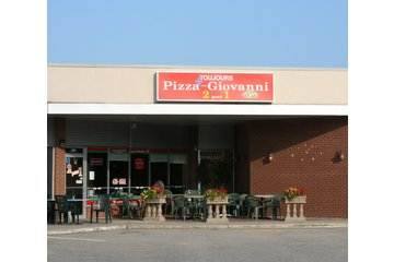 Pizza-Giovanni à Baie-Saint-Paul