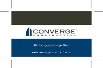 Converge Construction Ltd.