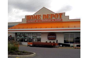 Home Depot à Montréal