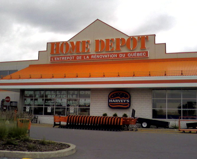 Home Depot In Montral