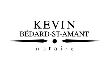 Kevin Bédard-St-Amant, notaire