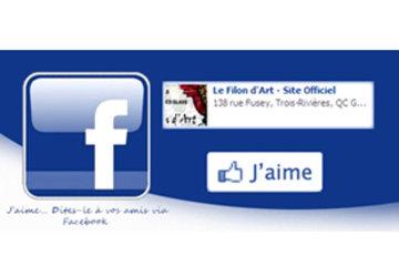 Le Filon D'Art à Trois-Rivières: Facebook