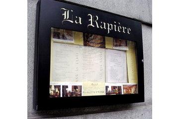 Restaurant La Rapière à Montréal