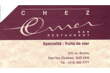 Restaurant Bar Chez Omer