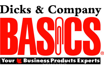 Dicks And Company Basics in St. Johns: Dicks and Company Basics Logo