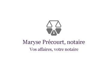 Maryse Précourt Notaire