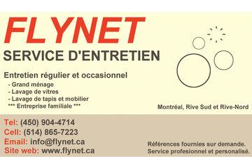 Entretien Flynet