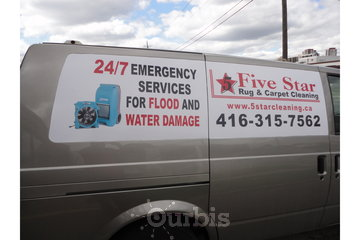 5 Star Cleaning, 24/7 Water Damage Restoration in Richmond Hill: @4/Flood Emergency and Water Restoration services