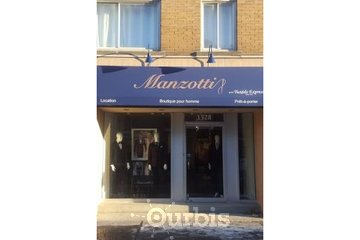 Manzotti par Tuxedo Express - Montréal