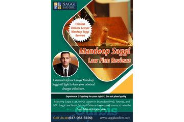 Saggi Law Firm in BRAMPTON: Mandeep Saggi Law Firm Reviews