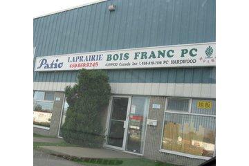 P C Hardwoods à La Prairie