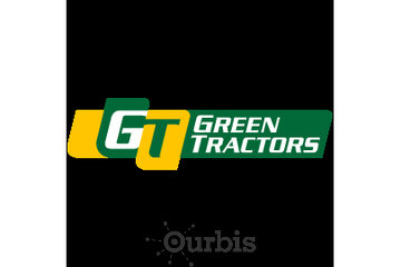 Green Tractors in Omemee