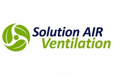 Solution air ventilation