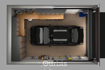 GAPGarage à Repentigny: Design de garage