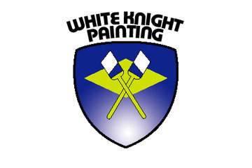 White Knight Painting
