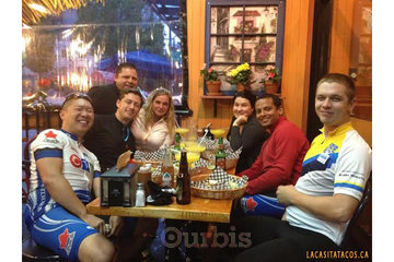 La Casita Tacos in Vancouver: The other day CTV Production Team stopped by La Casita Tacos in Vancouver, BC