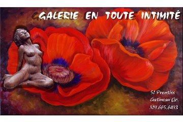 Sylvain Dumouchel courtier en arts visuel