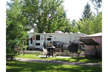Camping Joie De Vivre à Saint-Jean-sur-Richelieu: Site de Anne & André