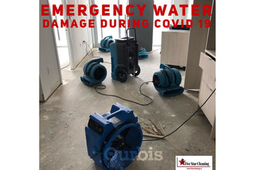 5 Star Cleaning, 24/7 Water Damage Restoration in Richmond Hill: water damage, COVID19, flood emergency