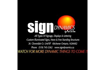 Sign Dynamics