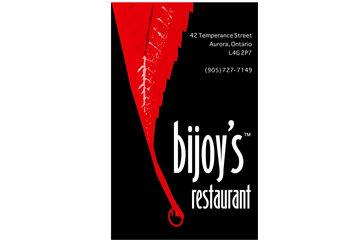 bijoy's restaurant