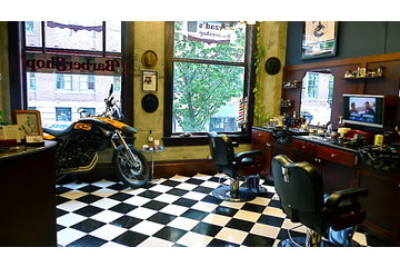 Farzad's Barber Shop in Vancouver
