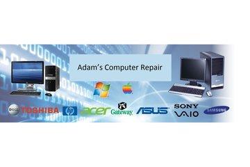 Adam's Computer Repair and Cellphone Unlocking in St John's