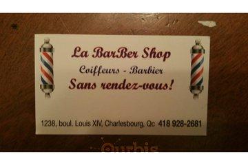 La barber shop