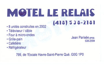 Motel Le Relais in Havre-Saint-Pierre