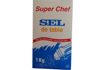 Produits Identic 1994 Inc in Saint-Hubert: Sel de table