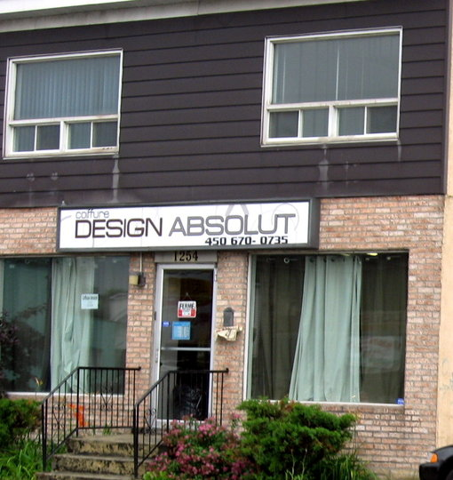 Design absolut longueuil qc ourbis for Salon de coiffure chambly