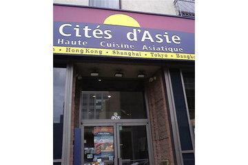 Cités D'Asie