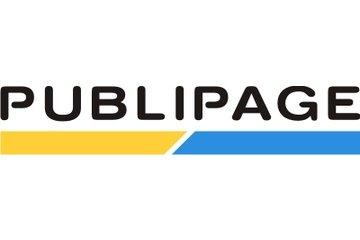 Publipage Inc (Publicité Annuaires) à Montréal: Logo Publipage