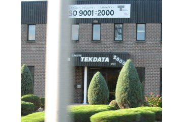 Tekdata Inc à Brossard