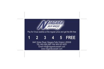 Niagara Bus Wash