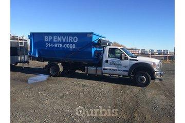 B.P. Enviro Inc. Conteneur