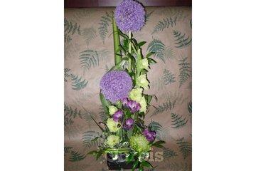 Aux Coeurs Fleuris Inc à Saint-Basile-le-Grand: Aux Coeurs Fleuris, Centre de table,  Fleuriste, St-Basile-Le-Grand (Rive-Sud) 450-441-1008