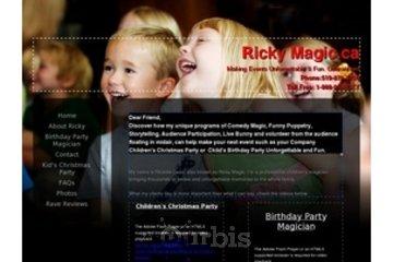 Ricky Magic
