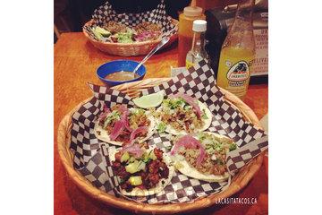 La Casita Tacos in Vancouver: Ya me hacia falta una cena de este tipo La Casita Tacos in West End Vancouver BC