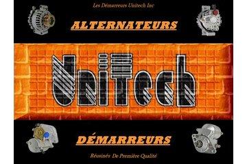 Démarreurs Unitech Inc in Saint-Hubert
