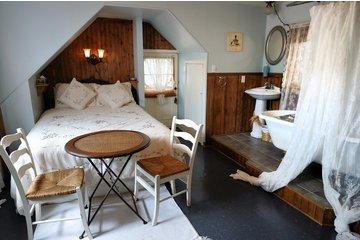 Auberge Racine (La Maison Bosse) in Chicoutimi: Chambre Delphine
