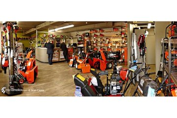 Lavoie Scies A Chaines Ltee à Québec: Tracteur tondeuse